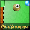 Platformeye is a simple platformer - collect all bonuses and reach the exit!