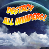 Destroy All Invaders! A Free Action Game