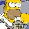 The Simpsons Homer MotoMania