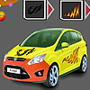Ford c-max car A Free Customize Game