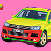 Volkswagen touareg car A Free Customize Game