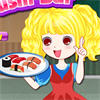 Buzy Sushi Bar A Free Dress-Up Game