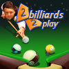 2 billiards 2 play A Free BoardGame Game