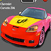 Chevrolet Corvette Z06 Coloring A Free Customize Game