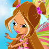 Winx Flora Believix A Free Action Game