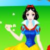 Snow White And The Seven Dwarfs Decorate A Free Dress-Up Game
