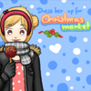 Dress her up for Christmas Market A Free Dress-Up Game