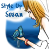 Style Up Susan A Free Dress-Up Game