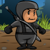 Jumping Little Ninja A Free Action Game