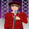 Justin Bieber in Concert A Free Dress-Up Game