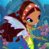 Winx Mermaid Layla A Free Action Game