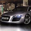 audi r8 puzzle A Free Driving Game