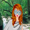 Waterfall Beauty Dressup