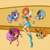 Winx Pixie Tree House Decorate A Free Dress-Up Game