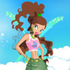 Winx Fashion A Free Dress-Up Game