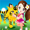 Baby Tiger Dress Up A Free Dress-Up Game