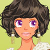 Justine girl dressup A Free Customize Game