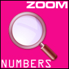 ZOOM NUMBERS A Free Puzzles Game