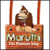 The concept of this game is to make the Maruthi throw the bananas exactly in to the barrels without missing it.