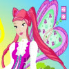 Winx Roksy Stella Dressup A Free Dress-Up Game