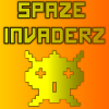 """Spaze Invaderz is a new version of the classic Taito game """"Space Invaders"""". It`s a challenging game that rewards fast reflexes and you will soon build up the best strategy to get rid of the aliens. This games features original graphics and in addition to the new standard graphics mode, the game features a retro mode where the colors emulate the sequel of the original SI game."""
