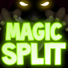 Magic Split A Free Action Game