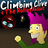 Climbing Clive & The Rolling Rascals A Free Action Game