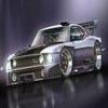 Super Race Car Sliding Puzzle 2