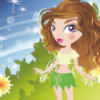 Shiny Fairy A Free Dress-Up Game