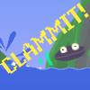 Clammit! A Free Action Game