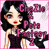 Dressup ChaZie and her Pets