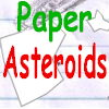 Paper Asteroids A Free Action Game