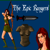 The Epic Rangers A Free Action Game