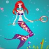 Singing Mermaid Princess A Free Dress-Up Game