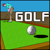 This game concept is player goal the ball into the pole hole. Player has only 6 golf chances to goal the ball into golf pole, if player goal the ball in hole, it gives message cool. If not goal the ball 'bad luck' message are displayed. To hit the ball use space bar or any one of the arrows.