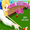 Cool Billiards Girl A Free Dress-Up Game