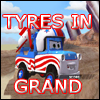 TYRES IN GRAND A Free Driving Game