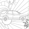 """Kid`s coloring: """"Car"""" is free coloring game."""