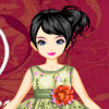 Flower girl dresses A Free Dress-Up Game