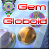 GemGloboid:Resistance Battle A Free Action Game