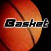 This a basket game - like 3 point play. Shoot the ball to the basket.