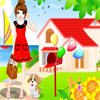 Cute Pajamas Girl A Free Dress-Up Game