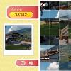 Row Puzzle - Village