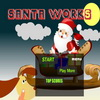Santa Works A Free Action Game