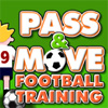 Pass and Shoot Training A Free Action Game