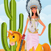 Vaishali Apachean Girl A Free Dress-Up Game
