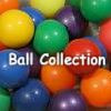 Collect the balls with the corect place before time is up