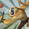 Kung Fu Panda World : Monkey Run A Free Action Game