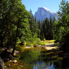 Jigsaw: Yosemite Stream