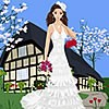 Countryside Spring Wedding A Free Dress-Up Game